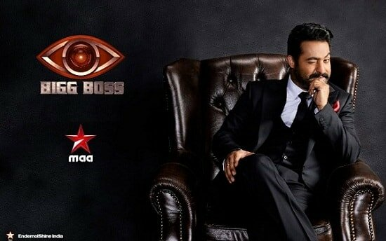 Bigg Boss Telugu 2017 Host, Contestants name List