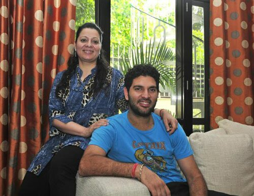Shabnam Singh: The Real sunshine of Yuvi's life amidst all the dark clouds around